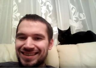 Путешественник из Мурманска и его кот добрались до Владивостока