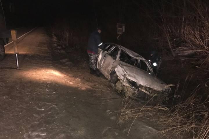 В Приморье в ДТП пострадали четверо подростков