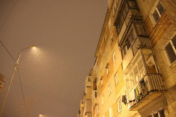 Синоптики обещают снег в Приморье в четверг
