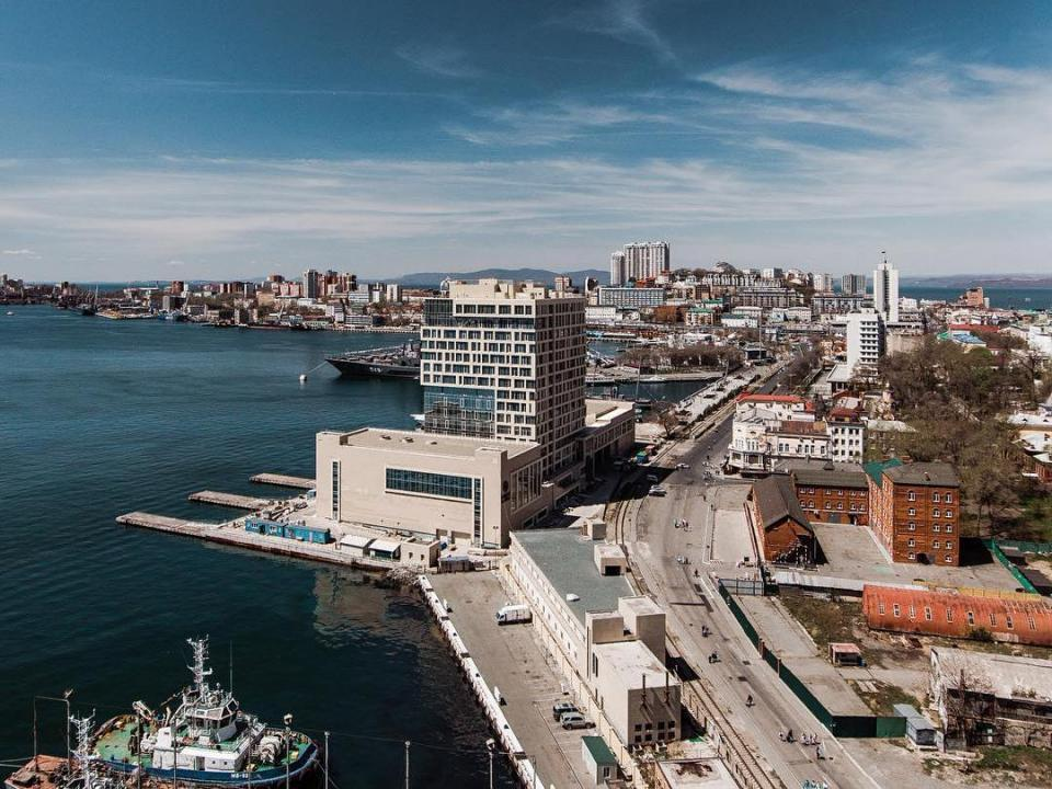 На достройку Hyatt во Владивостоке необходимо еще 3,2 миллиарда рублей
