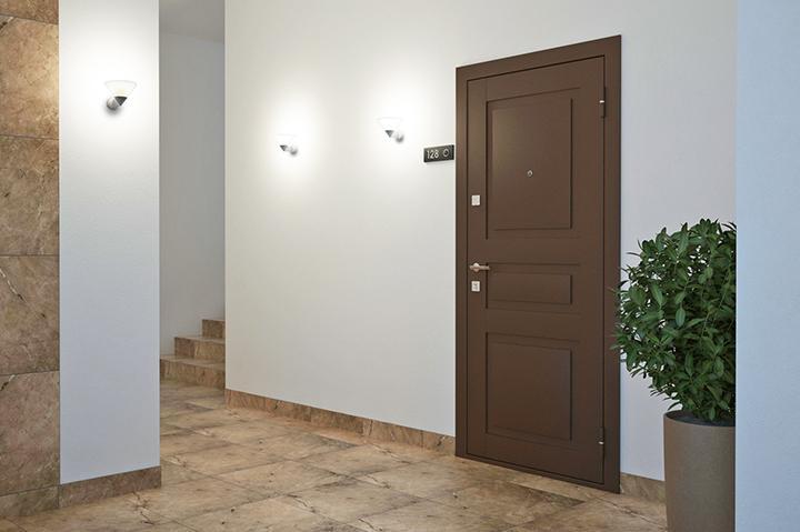 «Алмазные» двери от сибирского производителя