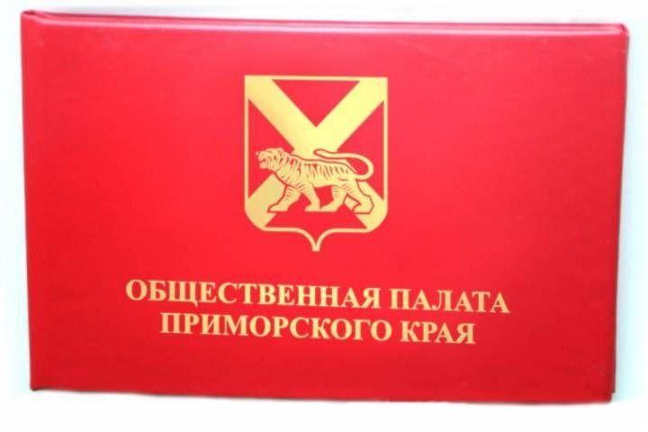 Заявки от кандидатов в Общественную палату Приморья будут приниматься до 3 марта