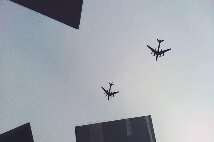 Пилоты Восточного военного округа совершили полеты в экстремальных условиях