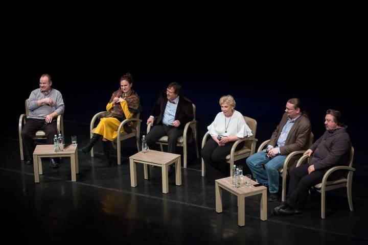 Творческая встреча, приуроченная к премьере оперы «Игрок», прошла во Владивостоке