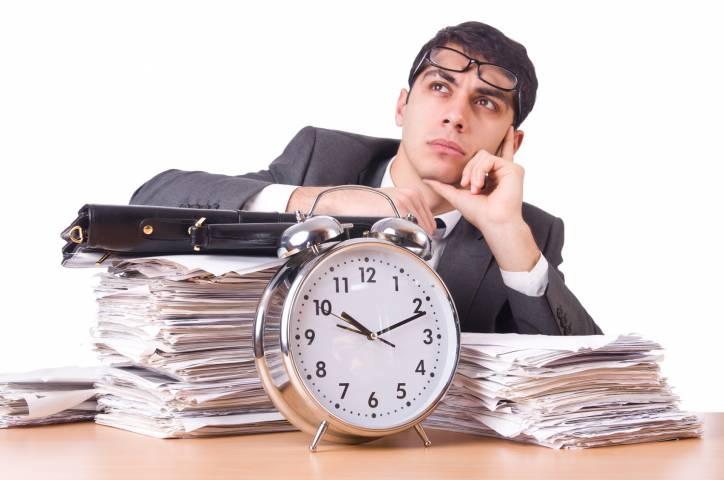 Ученые выяснили, что 40-часовая рабочая неделя вредит человеку