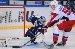 «Адмирал» начнет заключительную серию матчем с «Локомотивом»