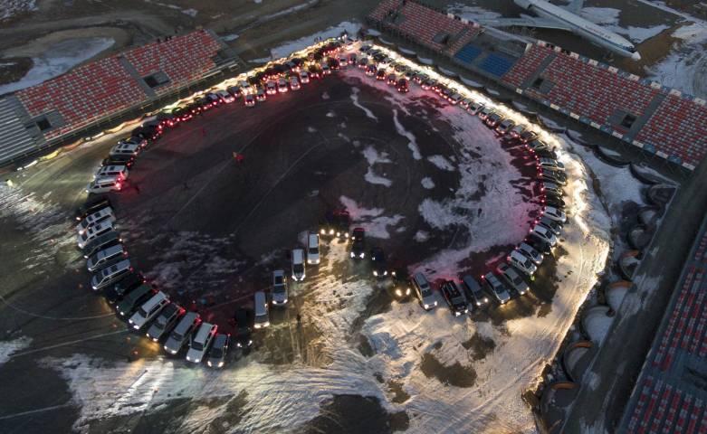 Автолюбители из Владивостока построили «автосердце»