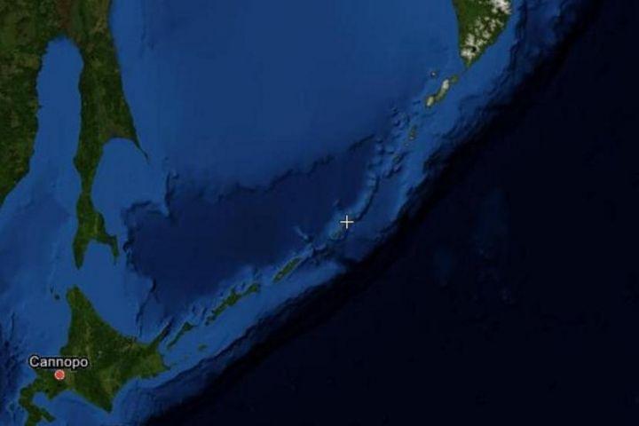 Остров имени Анны Щетининой появился в Курильской гряде