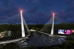В Приморье планируют построить третий вантовый мост