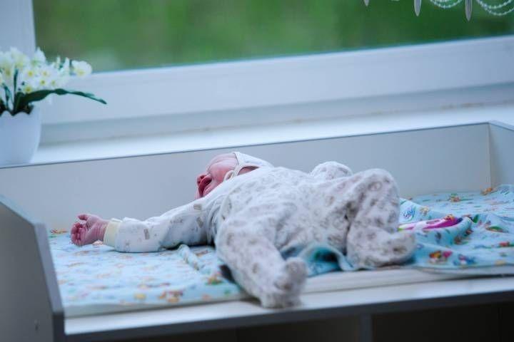 В прошлом году в Приморье на свет появились почти 23 тысячи малышей
