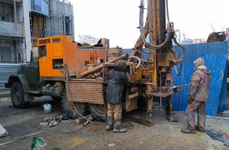 Установка временной теплотрассы на месте обвала во Владивостоке будет идти круглосуточно