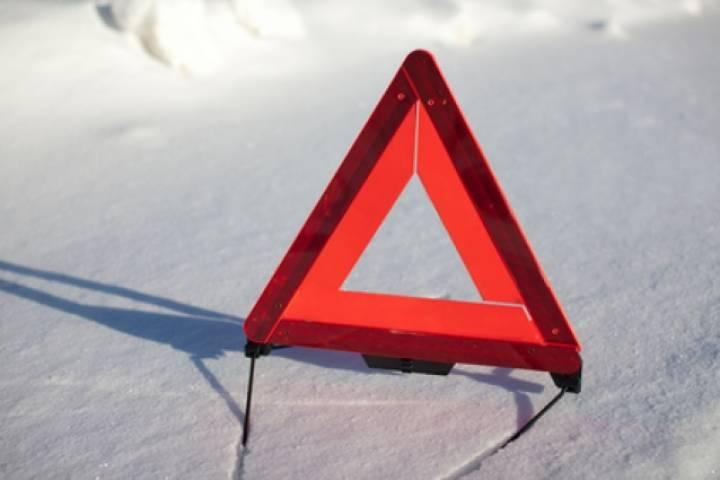 Два дорогих джипа разбились в массовом ДТП во Владивостоке