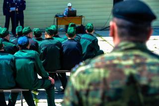 Заключенный в Приморье предстанет перед судом