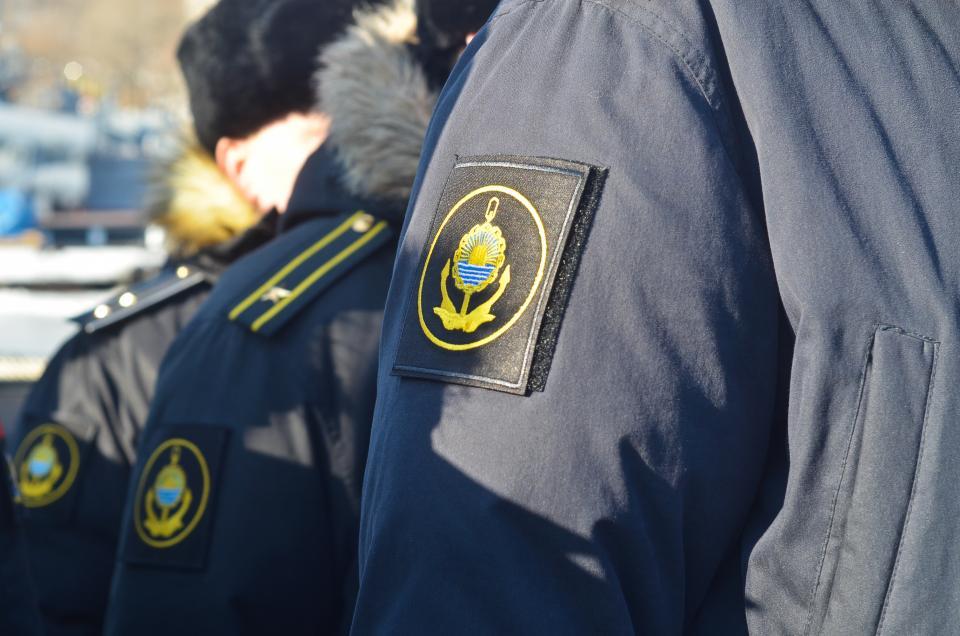 Военные корабли из Владивостока «уничтожили» подводные лодки противника