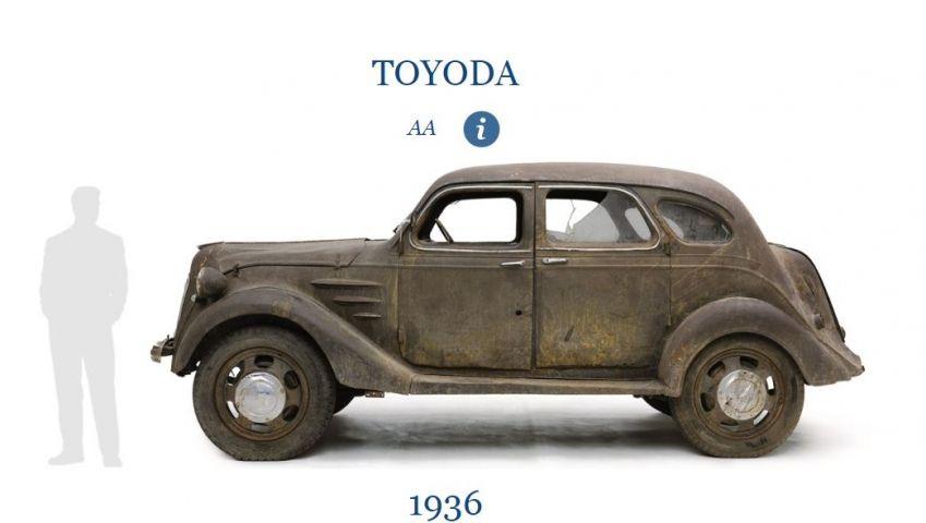 Самый первый автомобиль «Тойота» обнаружили в глубинке Приморья