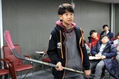 Юные спортсмены из Южной Кореи сразились со сверстниками из «Адмирала»