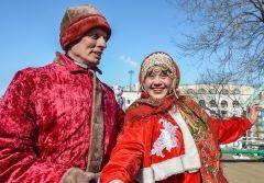 Как Владивосток провожал Масленицу