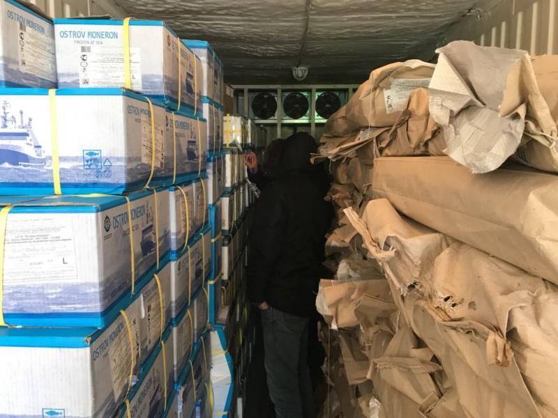 Более шести тонн опасной рыбы обнаружили в Приморье
