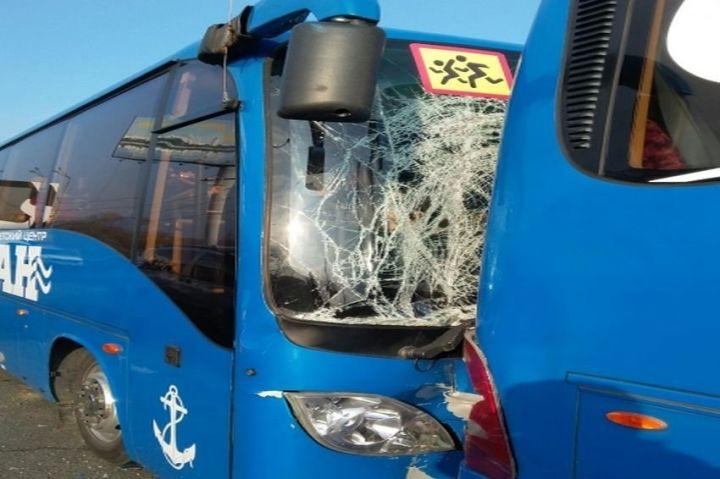 Прокуратура нашла нарушения в эксплуатации автобусов ВДЦ «Океан»