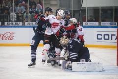 «Адмирал» сравнял счет с «Авангардом» в плей-офф КХЛ