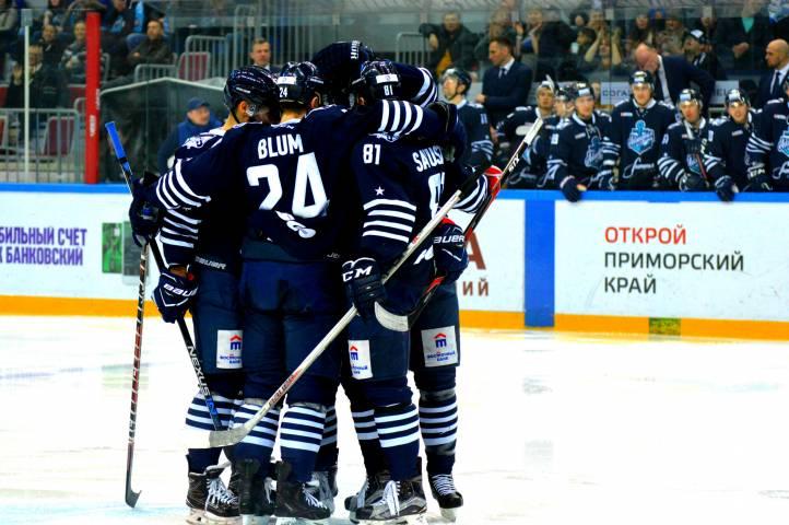 Во Владивостоке ледовое шоу перенесли из-за победы «Адмирала» в плей-офф КХЛ