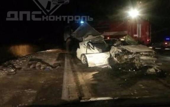 Приморец погиб в страшной аварии на загородной трассе