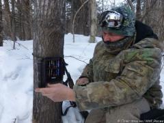 Браконьер наехал на лучшего охотинспектора Приморского края