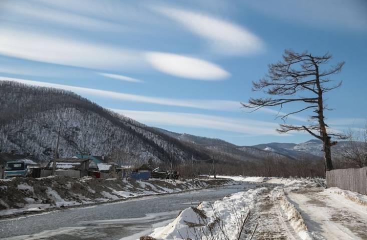 В Чугуевском районе Приморья построили новый мост
