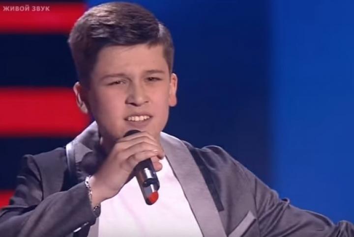 Юный певец из Приморья стал участником шоу «Голос. Дети»