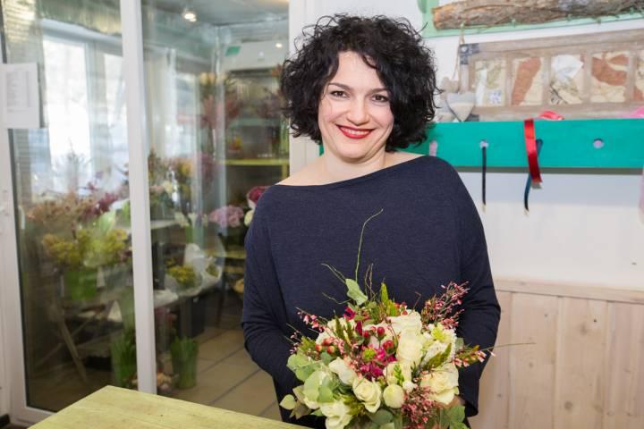 Флорист Наталья Скельсара: «Букет, подаренный без души, долго не простоит»