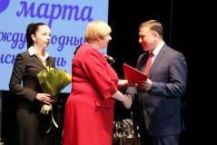 Достойным дамам Приморского края вручили заслуженные награды