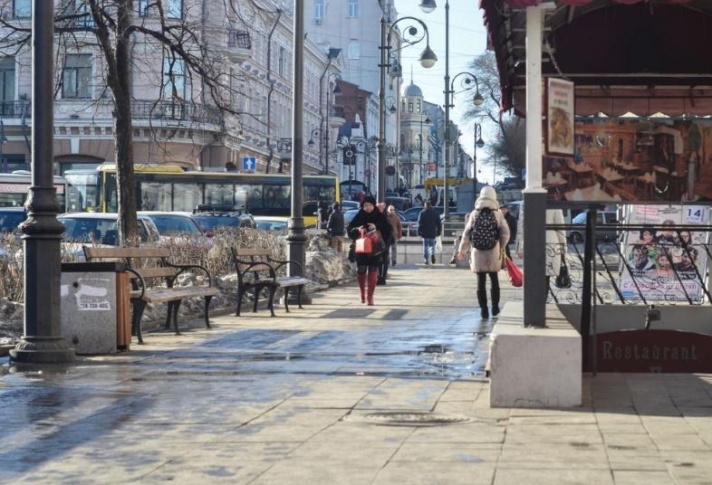 Весна придет в Приморье на следующей неделе