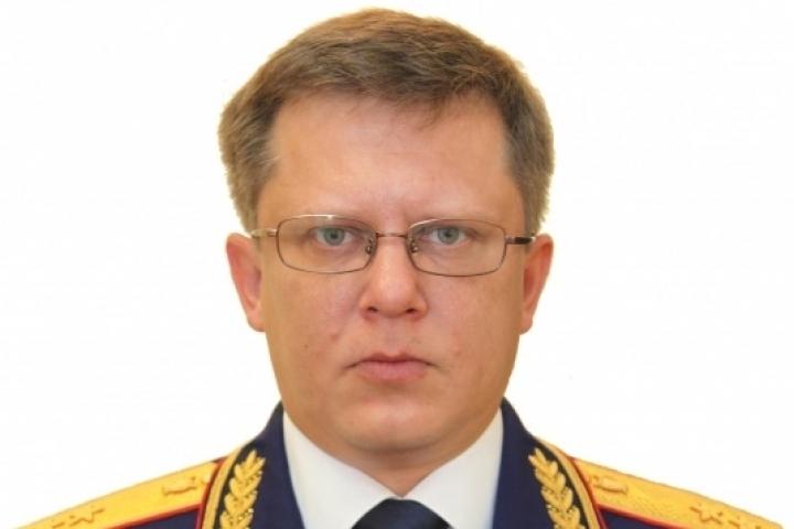 Руководитель следственного управления СК вПриморье отстранен от должности