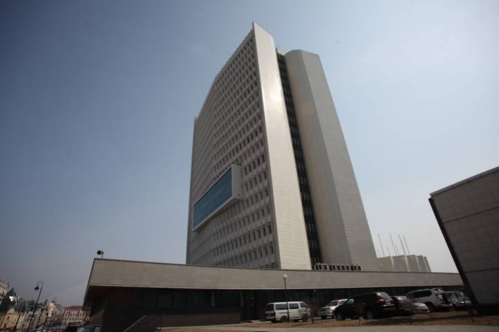 Установлена личность «заминировавшего» здание администрации Приморского края