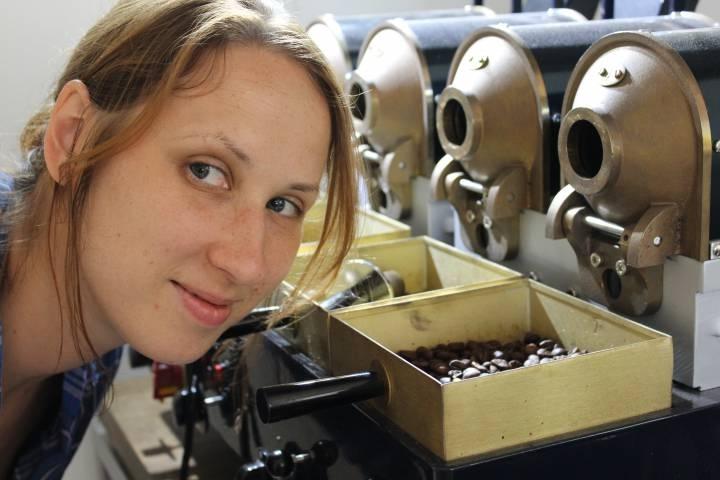Директор владивостокской сети «Кафема» стала «Человеком года» в кофейной индустрии