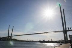 Бесплатный Владивосток: ловушка для ветра, беседы по-английски и капоэйра
