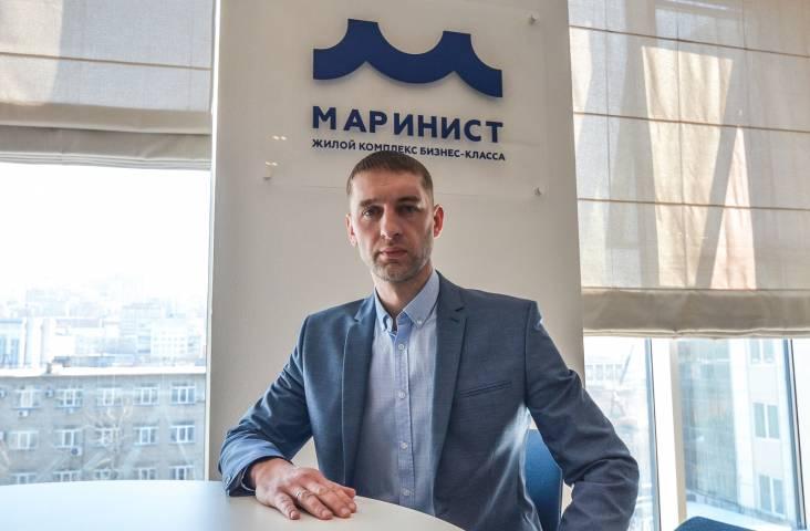 Александр Шмидт: «Маринист» — это формирование городской среды будущего»