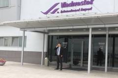 В начале года пассажиропоток аэропорта Владивосток вырос на 12%