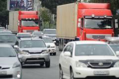 Дальнобойщики не пробили «Платон»: автоперевозки в Приморье катятся к кризису