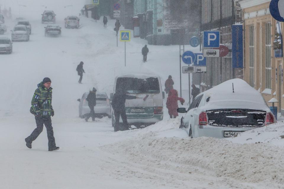 Синоптики уточнили, когда погода в Приморье резко ухудшится