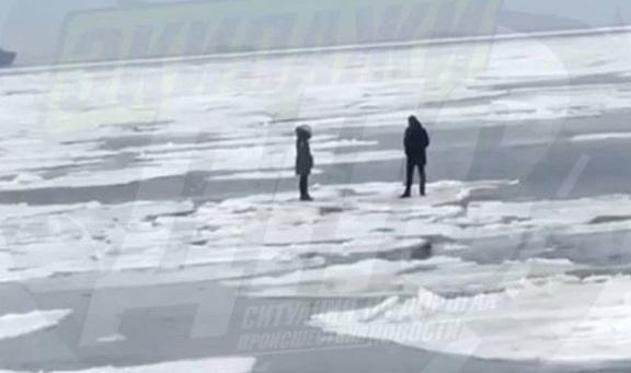 На острове Русском сняли вторую часть фильма «Титаник»