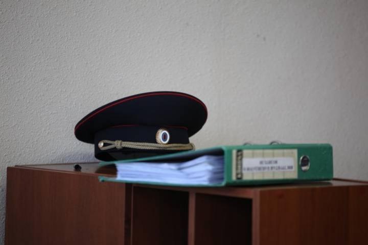 Во Владивостоке у курсанта института МВД угнали автомобиль