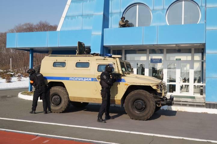 В Приморье пройдут антитеррористические учения