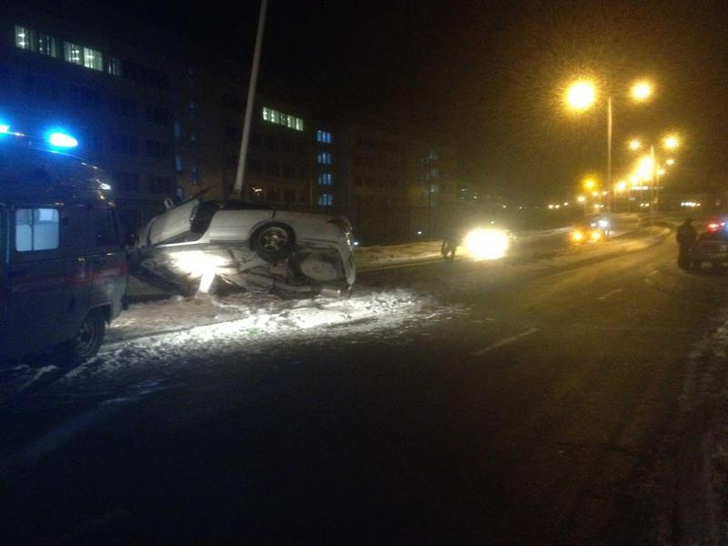 Водитель Toyota Mark II, ставший виновником ДТП на острове Русском, был лишен прав