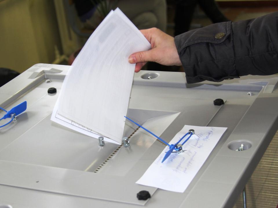 Избирательная комиссия Приморского края подвела итоги выборов президента РФ