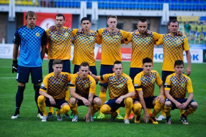 Нулевой ничьей закончился матч между «Лучом» и «Балтикой»