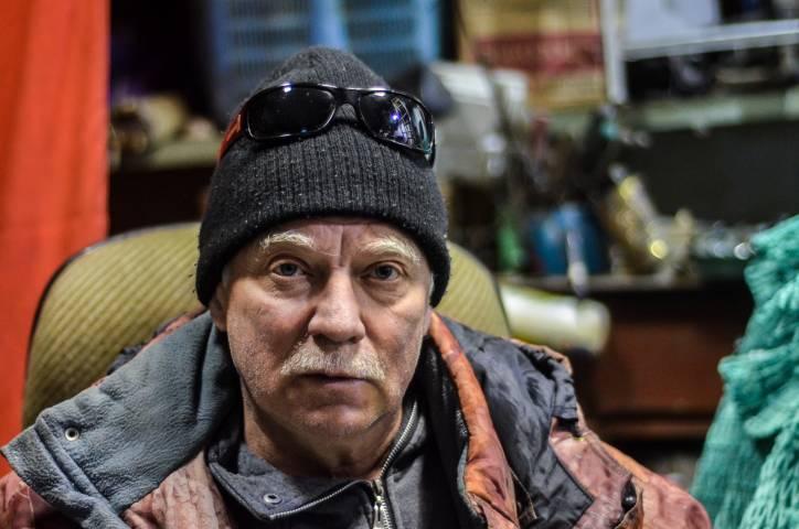 Борис Заводовский: «Кто-то марки собирает, кто-то - значки, а я пароходы поднимаю»