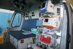 Вертолет санавиации доставил во Владивосток беременную женщину