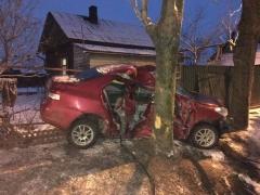 В Приморье работник автомойки угнал автомобиль клиентки и разбился насмерть