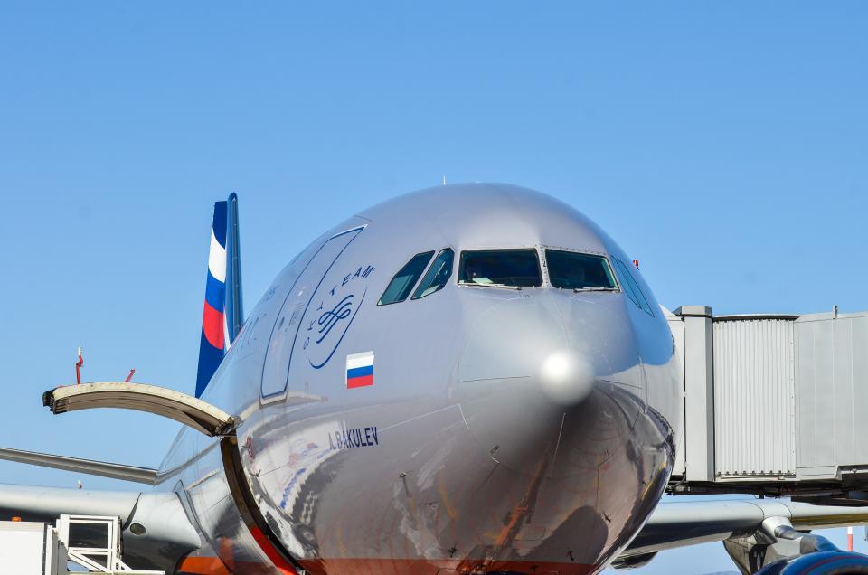 Летевший во Владивосток самолет экстренно приземлился в Новосибирске